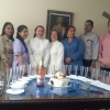Celebración de cumpleaños, Economato Provincial